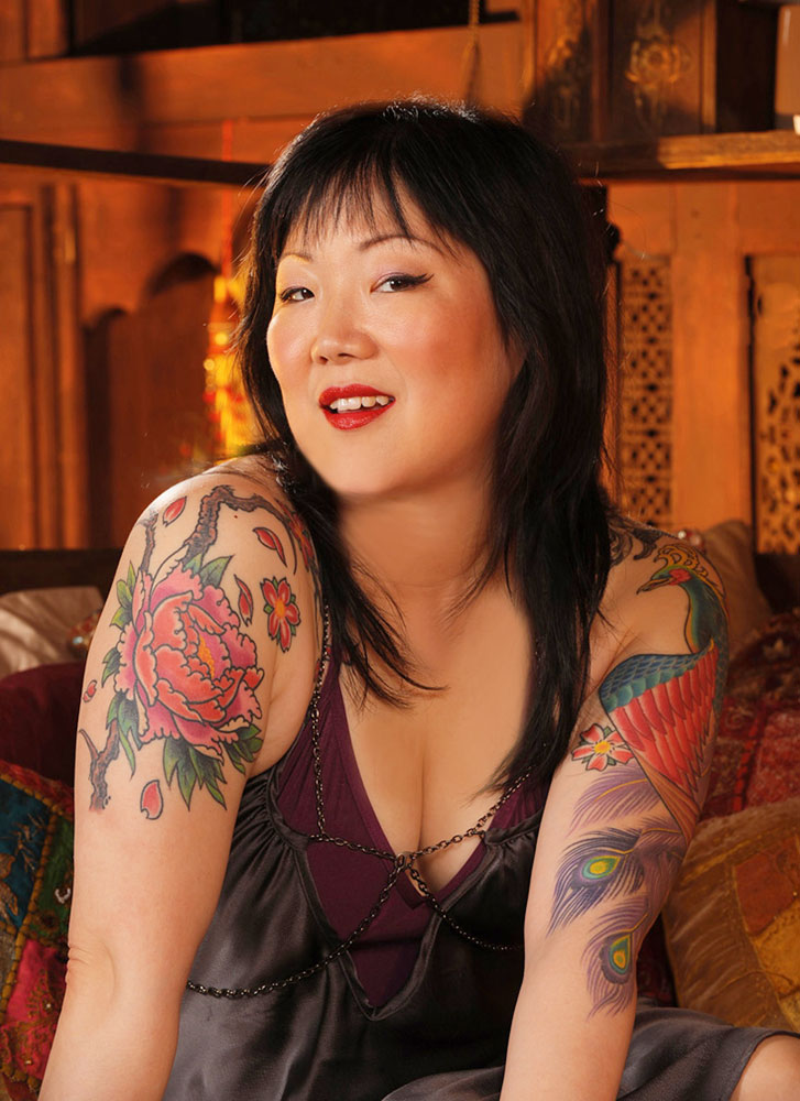 What can one say about Margaret Cho that she hasn't said about herself in ...